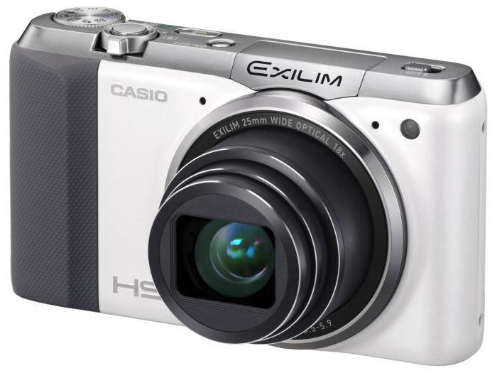 Фотоаппараты Casio: обзор лучших моделей и сравнение их с конкурентами