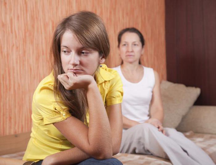 мама учит дочку быть лесбиянкой