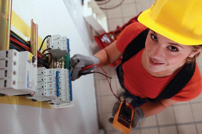 Povinnosti elektrikára