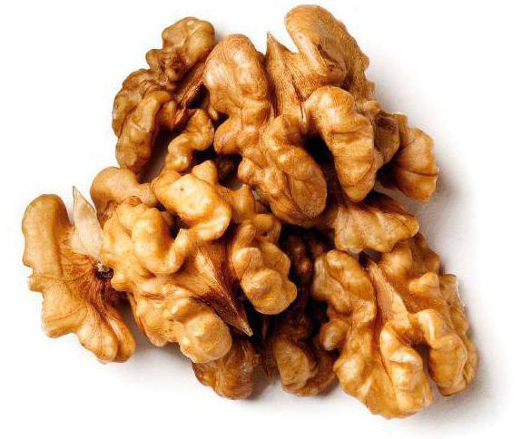 самые низкокалорийные орехи и сухофрукты