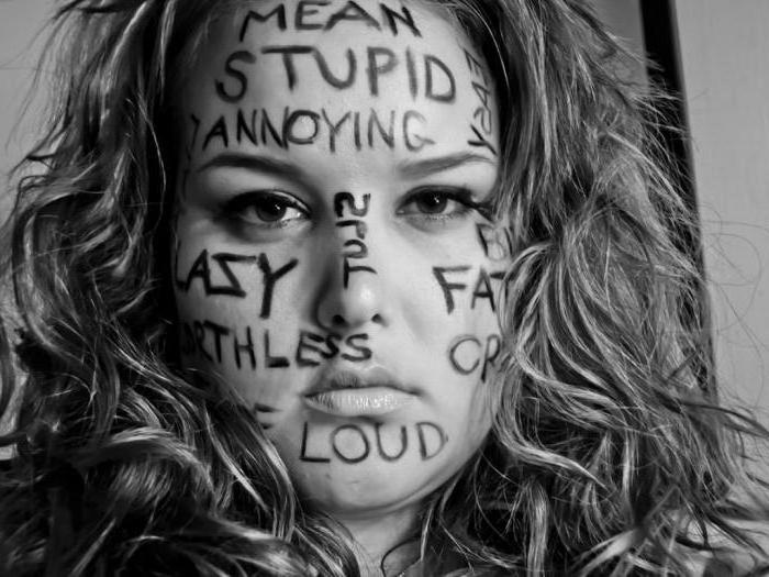 оскорбление женщин за внешний вид
