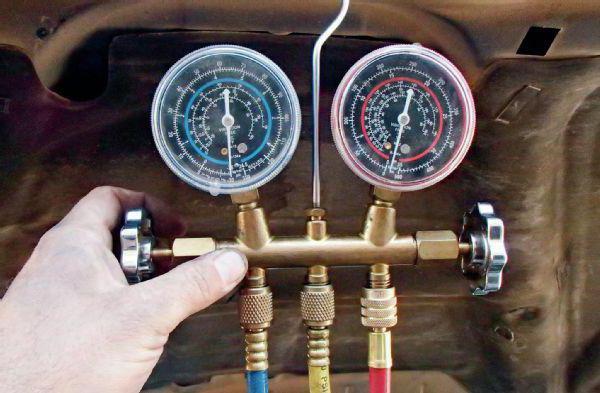 двухступенчатый вакуумный насос для кондиционеров