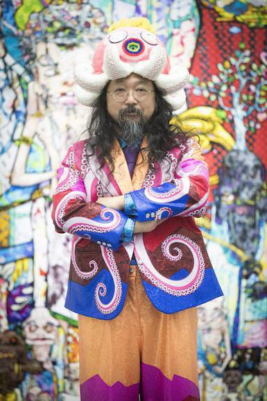Takashi Murakami - Japanese artist, painter, sculptor: biography and works