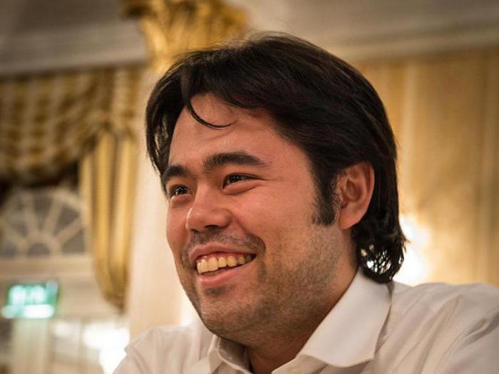 Хикару Накамура – американский гроссмейстер