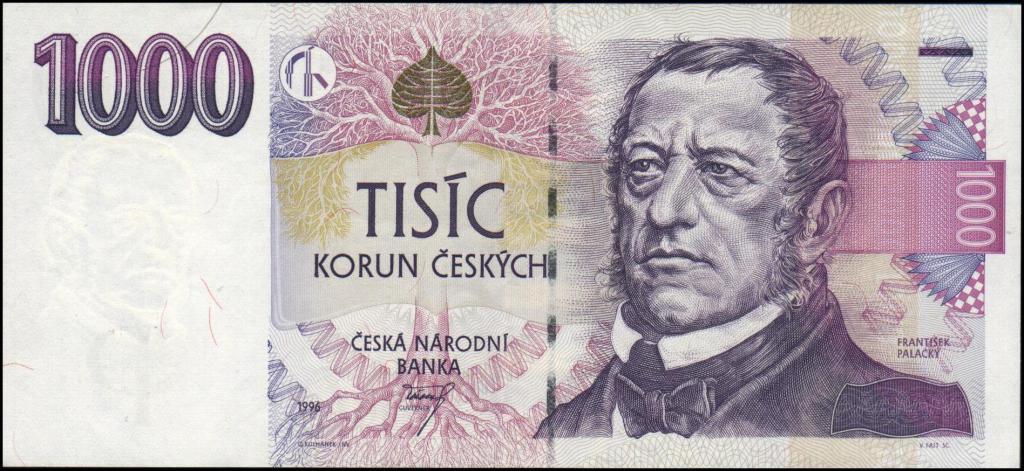 Какая валюта в Чехии?