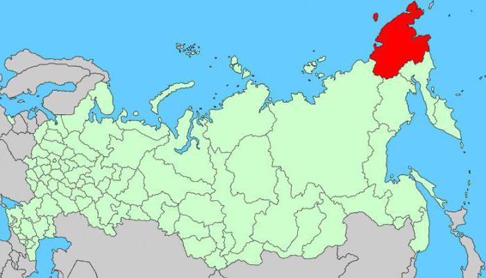 какая часть россии расположена в западном полушарии