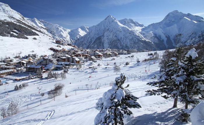 географическое положение альпийских гор