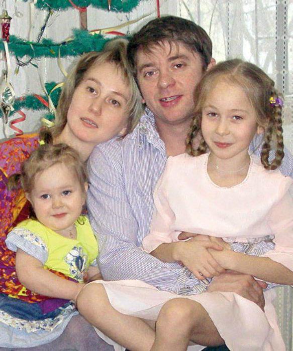 Дмитрий Брекоткин биография с женой