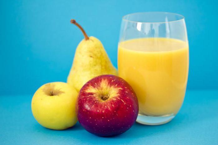 польза сушеных яблок и груш