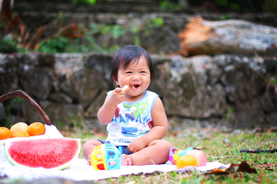 Продукты детского питания: перечень, технология, производство