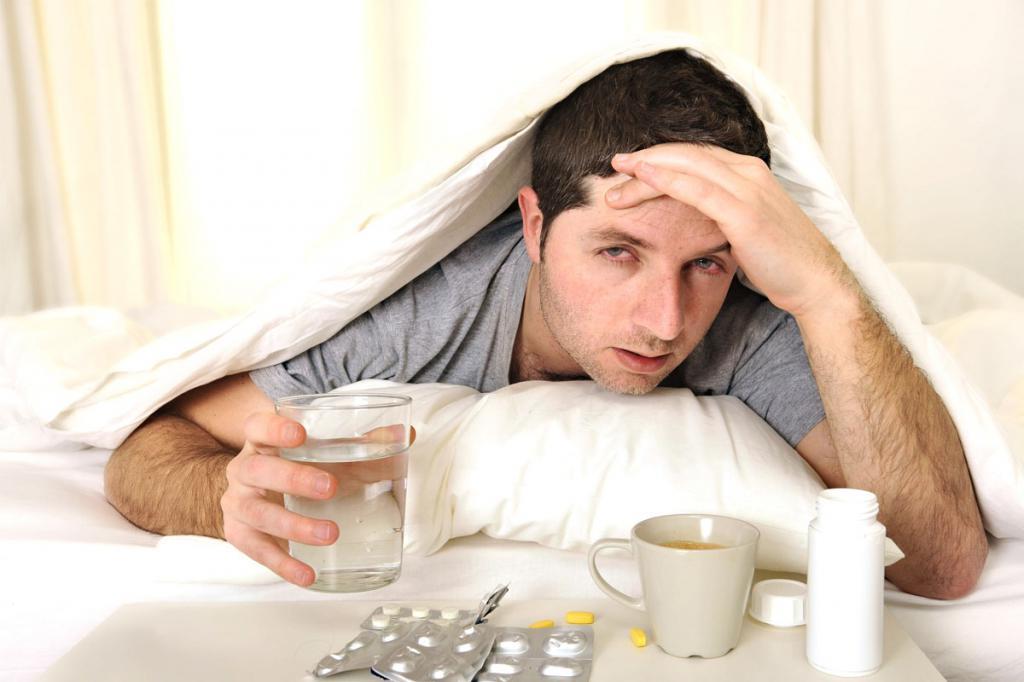 Как уснуть после похмелья