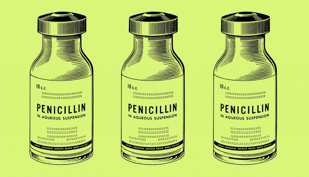 пенициллин для детей инструкция