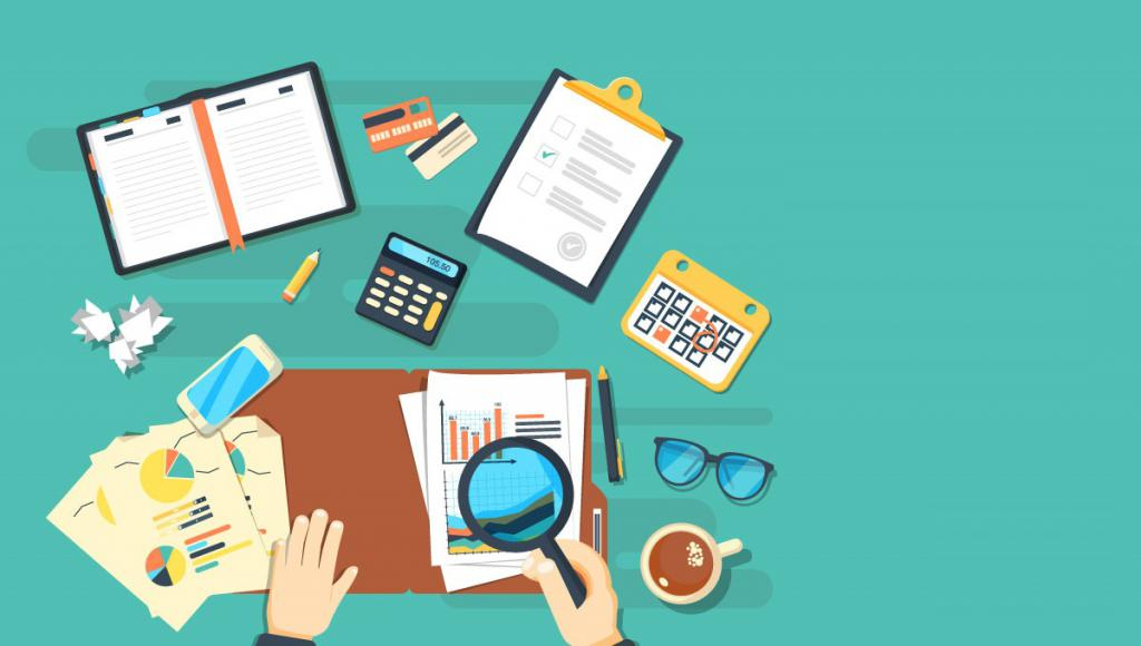 draw up a financial plan for a business plan