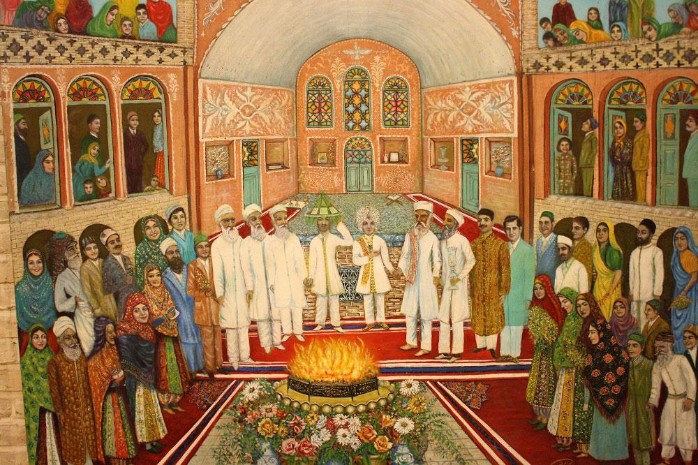 religion zoroastrianism main ideas