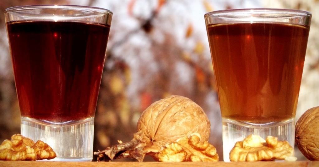спиртовая настойка перегородок грецкого ореха применение отзывы