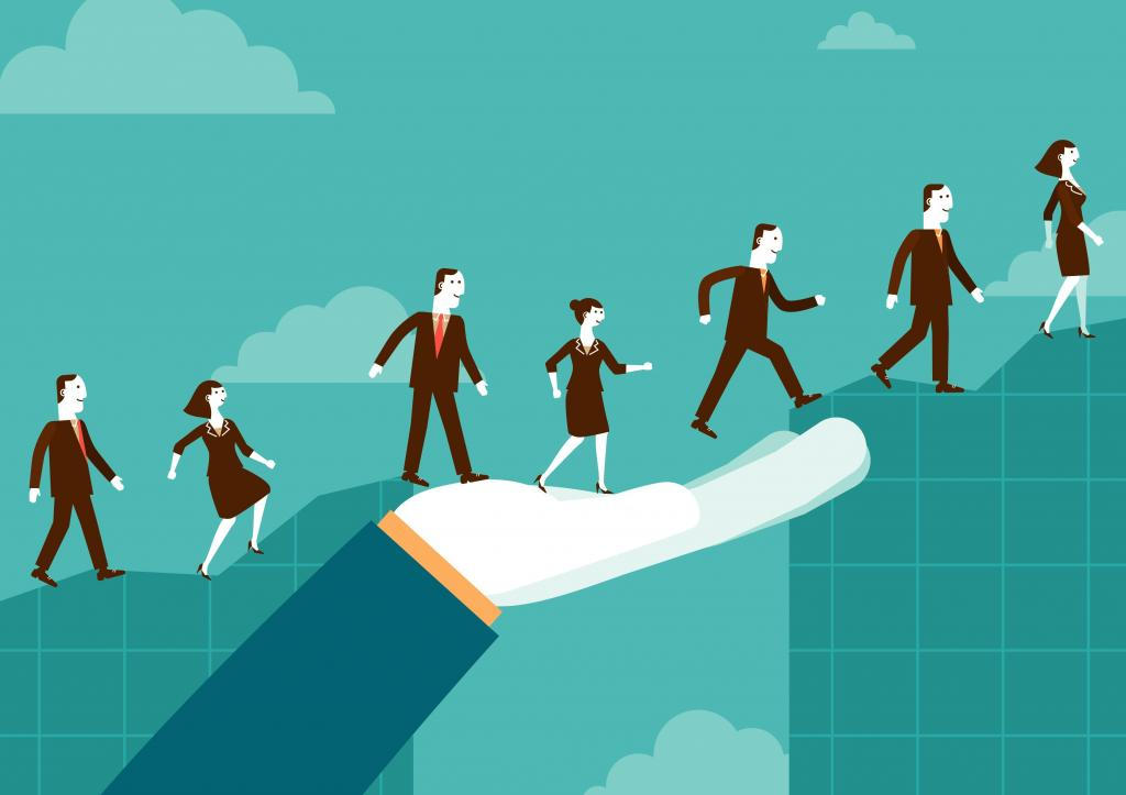 types of executives leadership styles