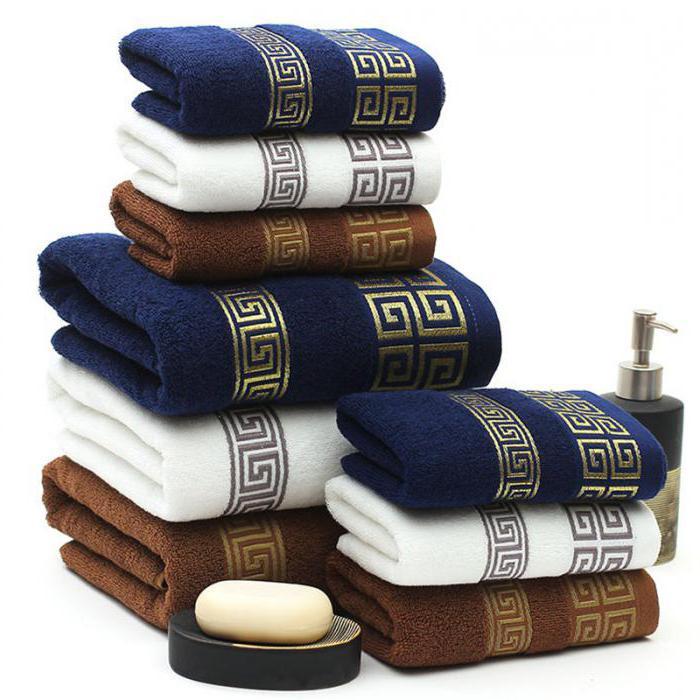 бамбуковые полотенца отзывы