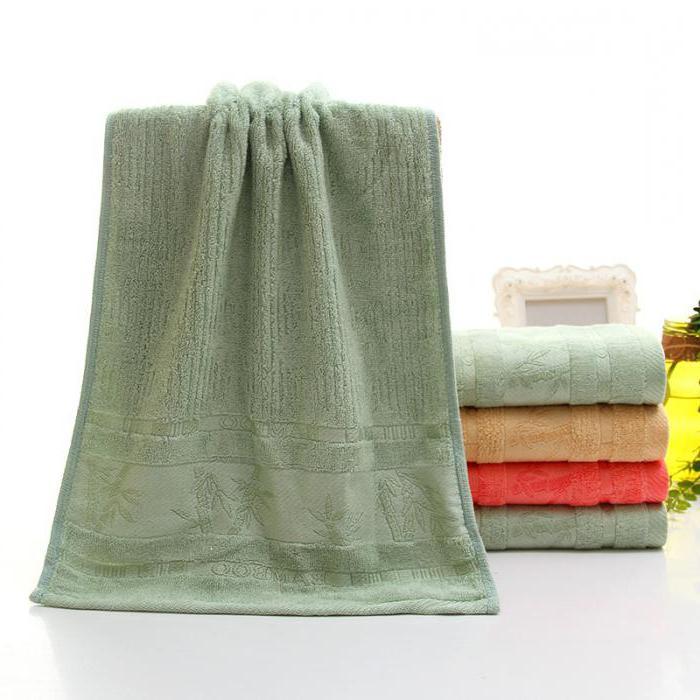 Бамбуковые полотенца отзывы минусы
