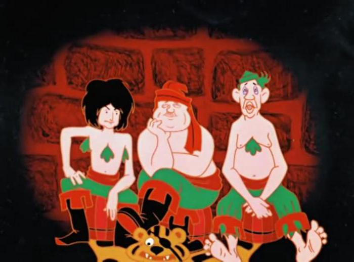 Бременские музыканты занимается сексом
