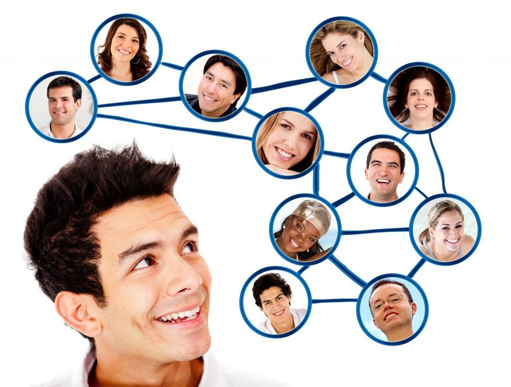 Socialization through communication
