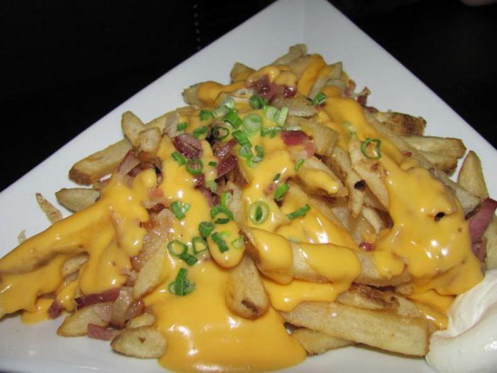 картошка в сметанном соусе