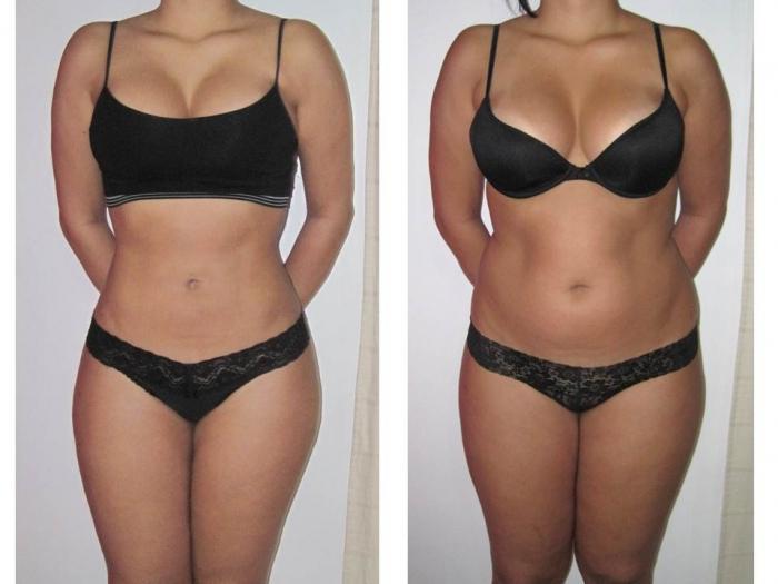 набор правильного питания для похудения