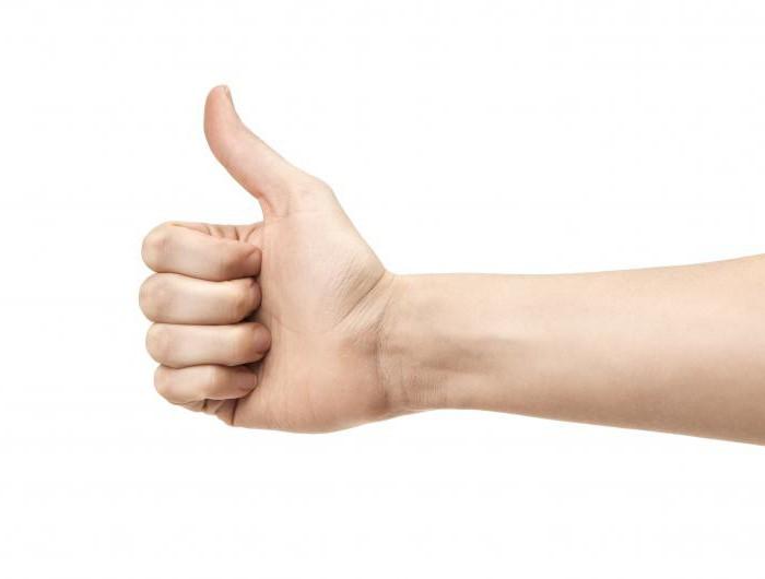 Плохие жесты о сексе рук