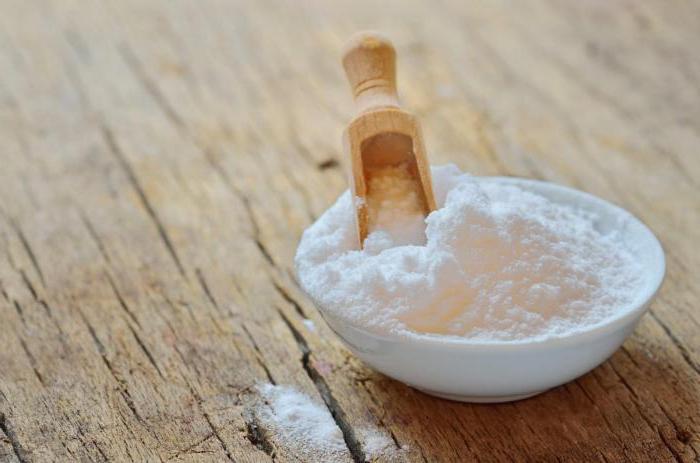химическая формула каустической соды
