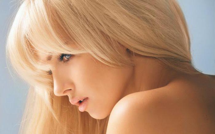 шампуни против желтизны для блондинок