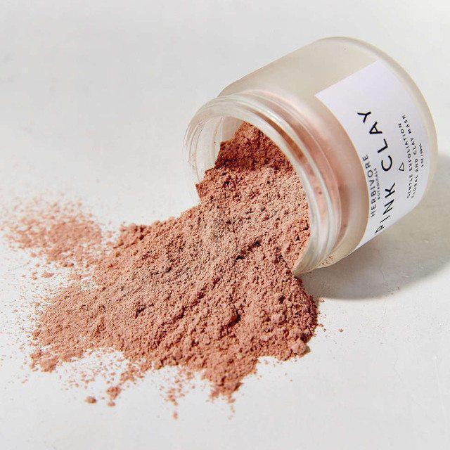 полезные свойства белой глины для лица