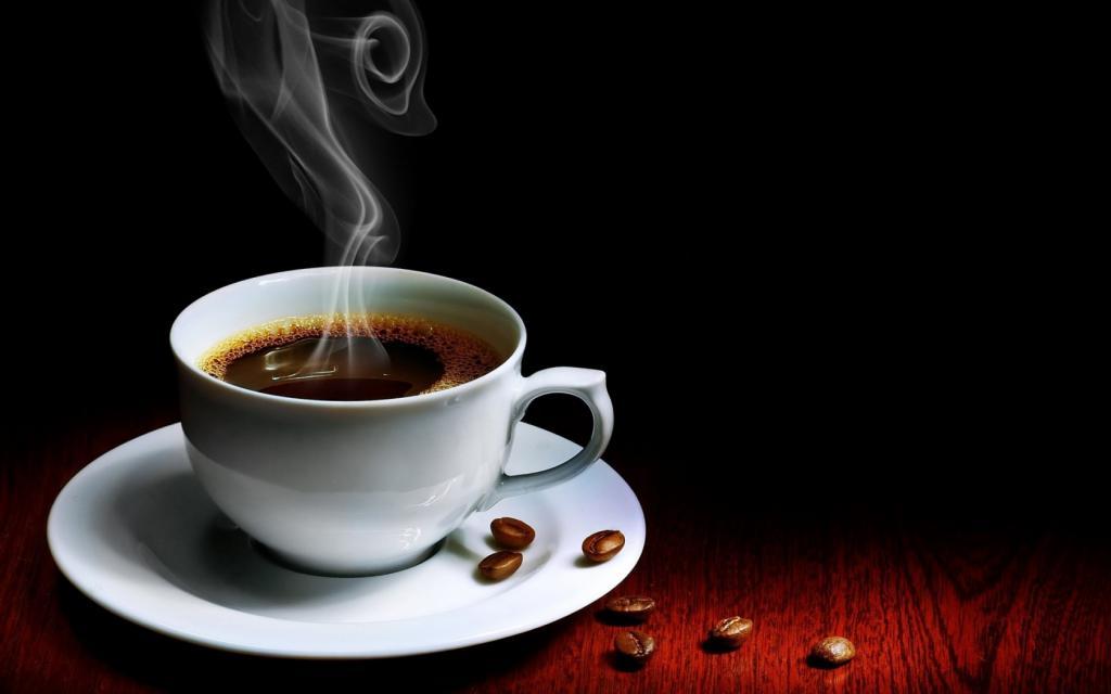brewed coffee