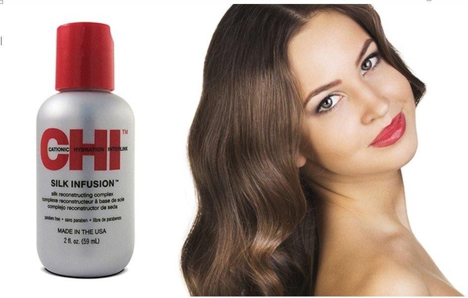 Шелк для волос Chi Silk Infusion: отзывы