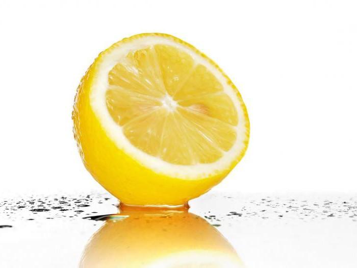 Как сделать из лимонной кислоты лимонный сок