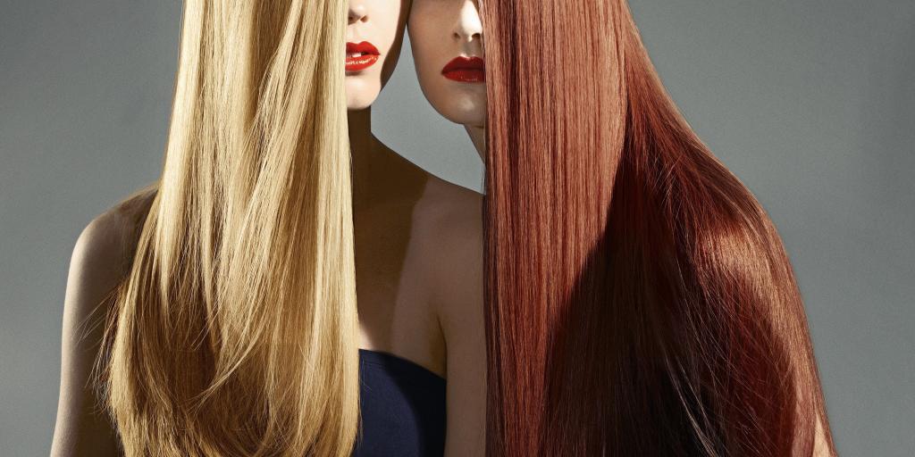 Рыжий и белый