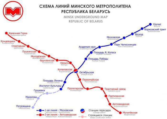 во сколько открывается метро в минске