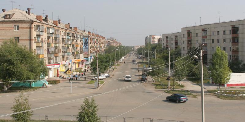 улицы южноуральска