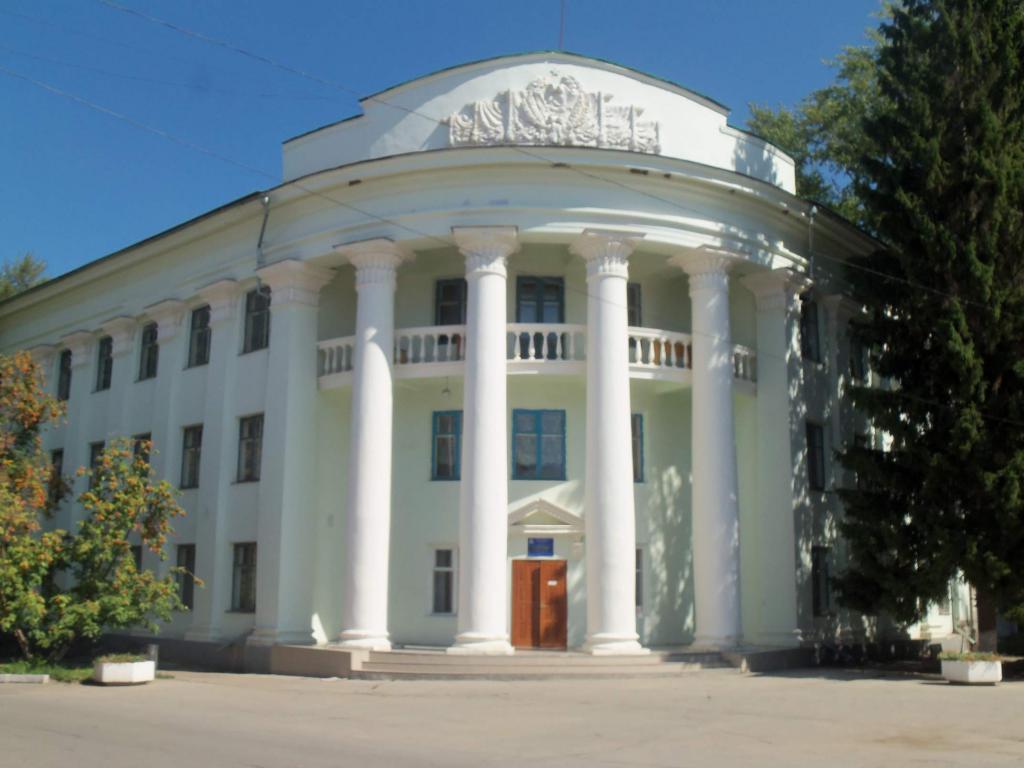 at home in Zhigulevsk