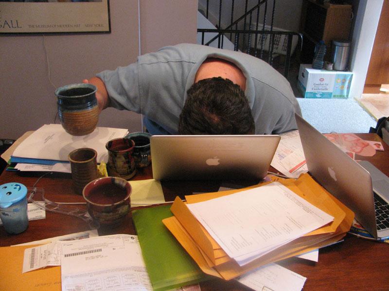 low labor productivity
