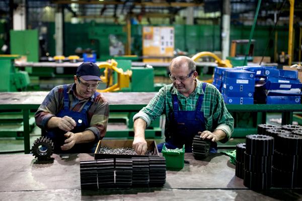 labor productivity in the economy
