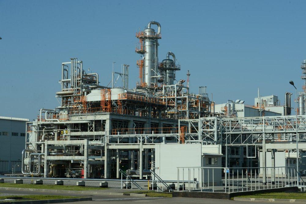 Nizhny Novgorod chemical industry