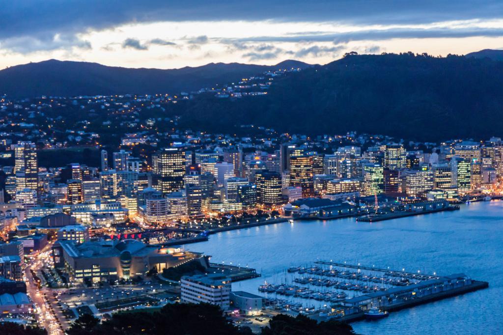 новая зеландия фото столица забывайте что