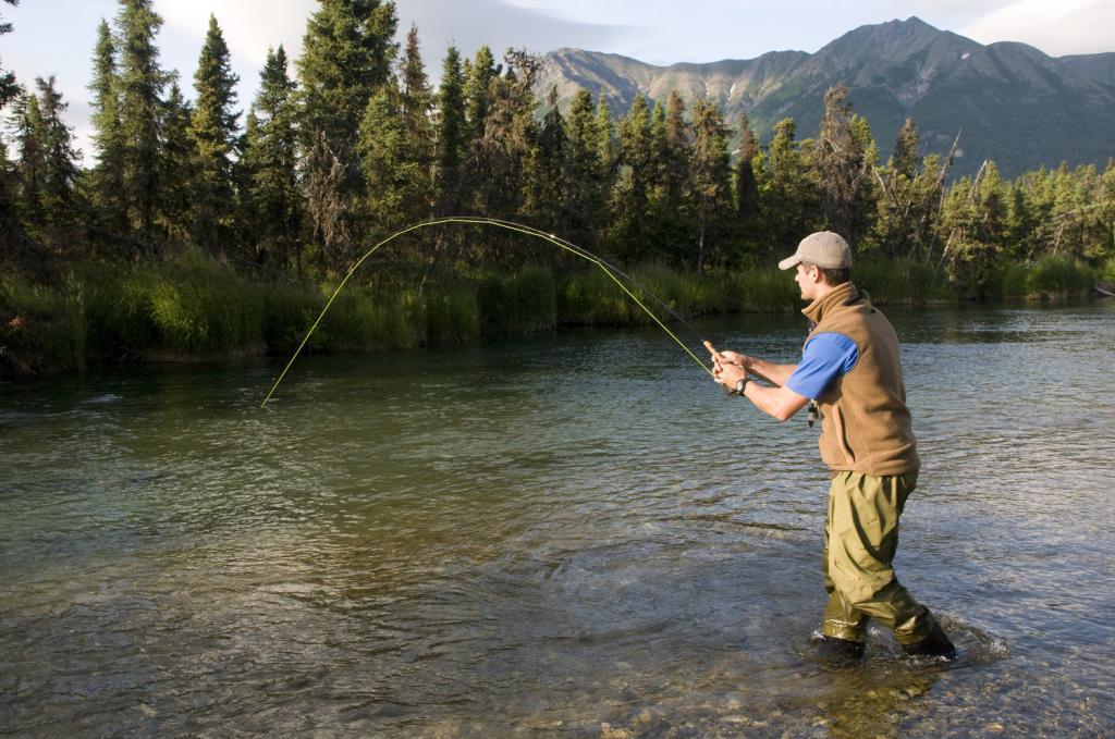 Ловля рыбы на удочку картинки