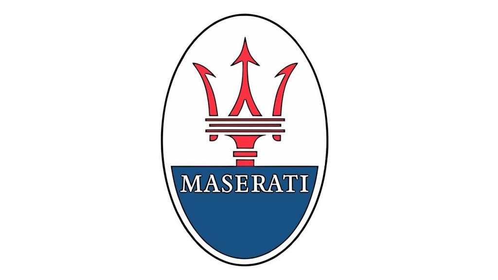 мазерати логотип