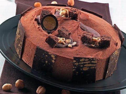 муссовый торт диабелла