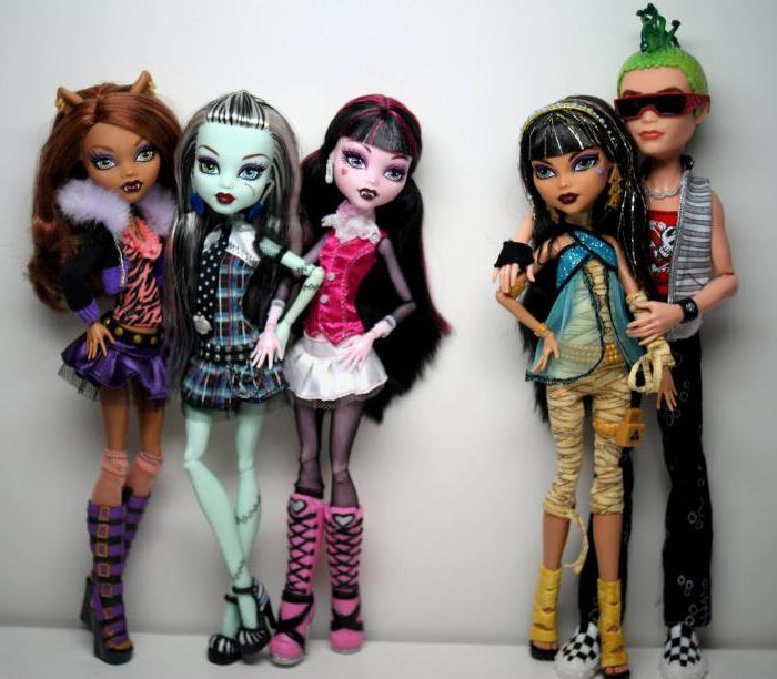 одежда для куклы монстр хай своими руками
