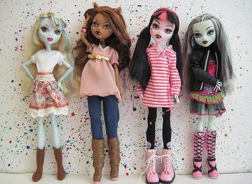 одежда для куклы монстр хай своими руками мастер класс