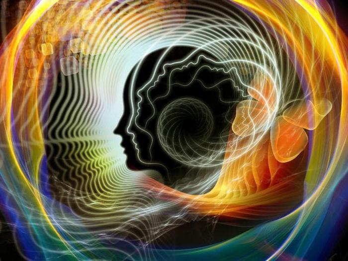 расстройства восприятия