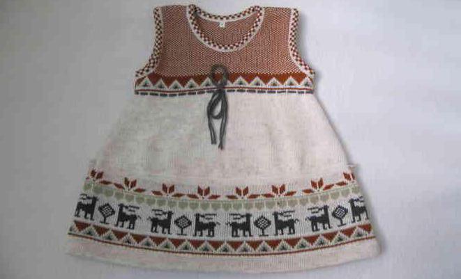 вязание для девочек 1 2 года спицами