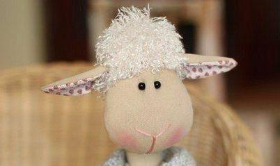 выкройка овцы своими руками