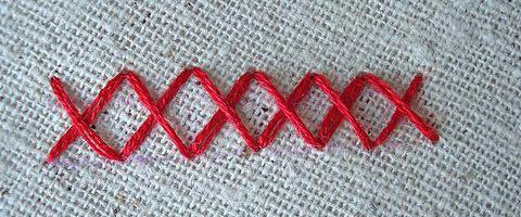 вышивка счетным крестом схемы